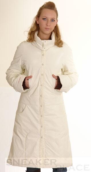Womens coat Ragwear Bo Cream