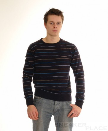 Ragwear wool sweater Blue Line
