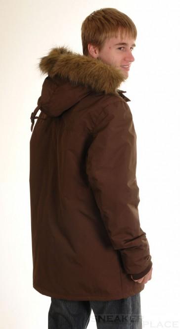 Ragwear Winter Jacket / Parka Brown