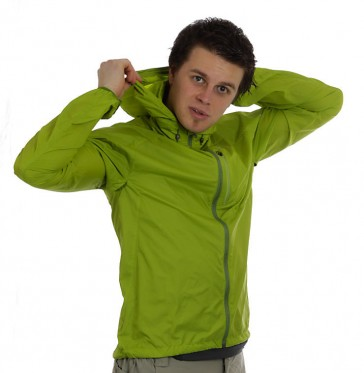 Salomon Fast Wing jacket men kiwi green