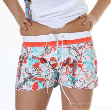 F2, shorts, hot women Acqua short