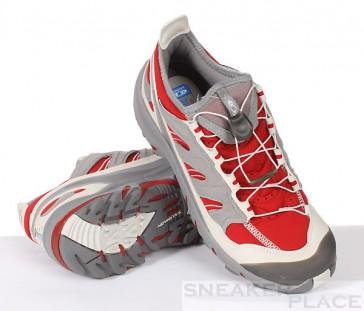 Salomon Smart Walker Cherry-X/Pewter/Light Grey women shoes