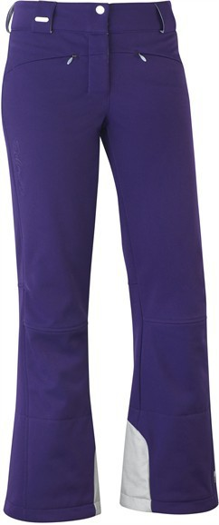 Salomon Snowtrip ll Pants Woman purple