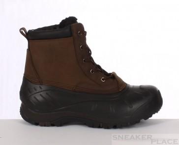 Kamik Surrey Lo Dark Brown Mens Boots