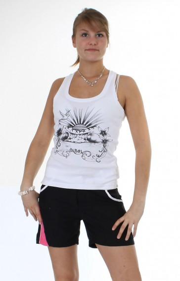 Oxbow Ladies White Shirt Amicha