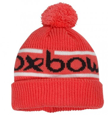Oxbow Girls Beanie Teius Neon Orange