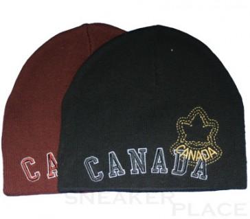 NBH beanie IIHF Stitch Toque-Sr. brown