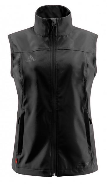 Vaude women Hurricane Vest black