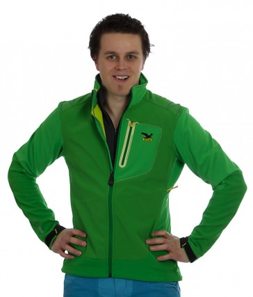 Salewa Vishnu Men Jacket green