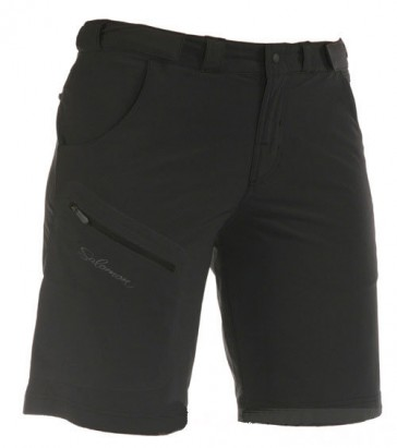 Salomon Wayfarer Stretch Short Woman black