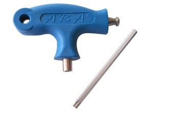 ABA Skate tool with interchangeable blade