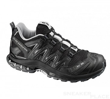 Salomon XA Pro 3D Ultra 2 women black/asphalt/light onix shoes