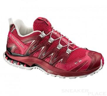 Salomon XA Pro 3D Ultra 2 shoes women red