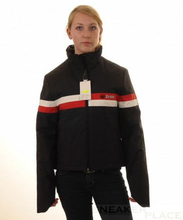 Zembla jacket for winter Women Azzedine black