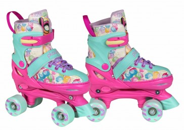 Playlife Lollipop size adjustable roller skates