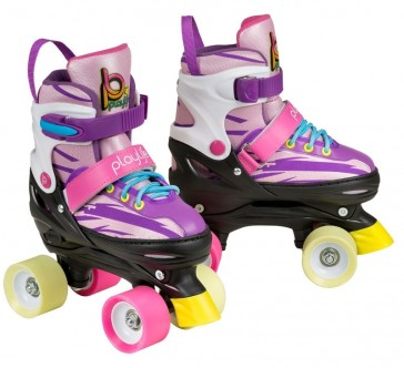 Playlife adjustable roller skates