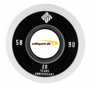 Powerslide 58mm / 90a USD wheels