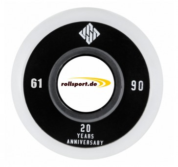 Powerslide 61mm / 90a USD wheels