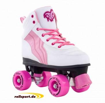 Rio Roller Pure weiß Pink