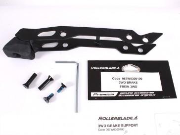 Rollerblade 3WD 125mm brake system