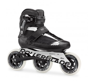 Rollerblade Endurace 110 black white