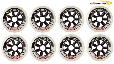 Rollerblade 90mm / 85A Hydrogen wheels