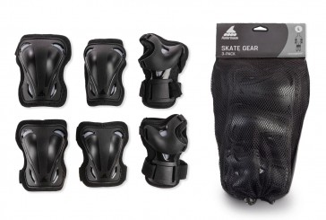 Rollerblade Skate Gear 3 Pack protective equipment