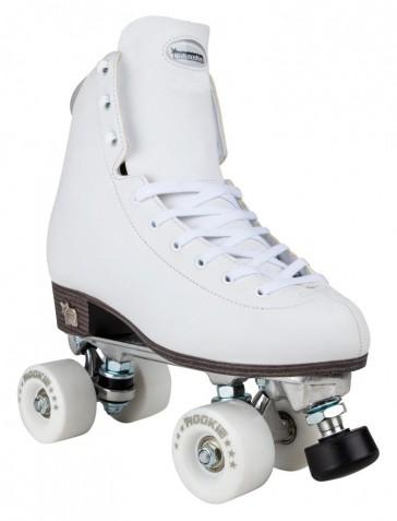 Rookie Artistic roller skates white