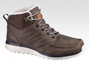 Salomon Utility leather brown