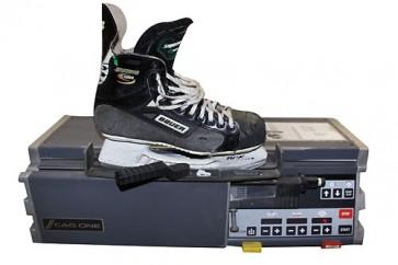 Ice skates sharpening service