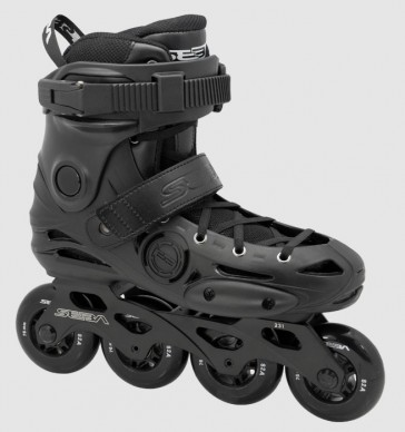 Seba E3 J black kids inline skates