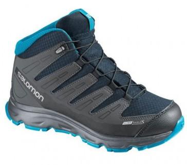 Salomon Synapse Mid Cs Wp childrens shoes