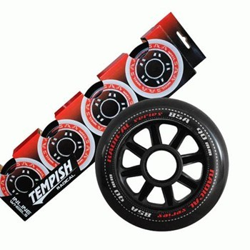 Tempish Radical wheels 90mm 85a