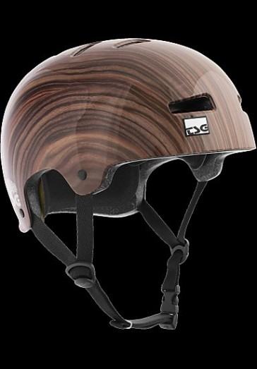 Helmets TSG Evolution Graphic Special Wood Design