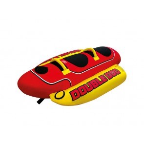Airhead Towable swimming Hot Dog for 2 people