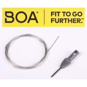 K2 Inliner BOA Steel Lacing