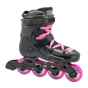 FR FRW 80 women skates black pink