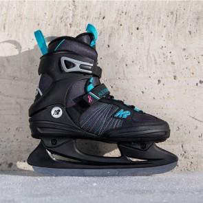 K2 Alexis Ice black / turquoise