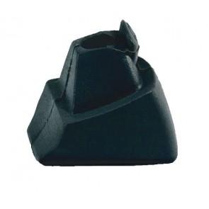 K2 brake pad black for inline skates
