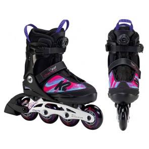 K2 Charm Boa Alu kids skates 2021