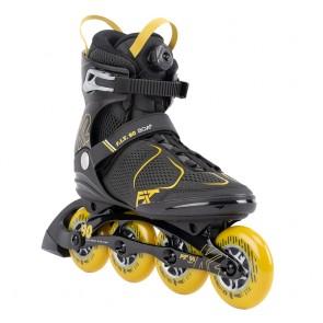 K2 Fit 90 Boa 2022 black yellow