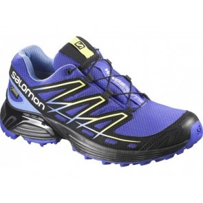 Salomon XT Wings GTX W FLYTE blue black