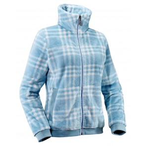 Vaude Selka jacket aquamarine women
