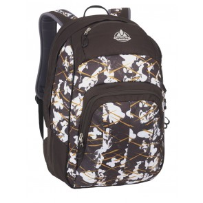 Vaude Nagano school backpack brown