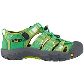 Keen Newport H2 children's sandals green/streaked