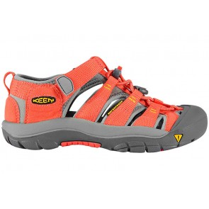 Keen Newport H2 sandals for children red