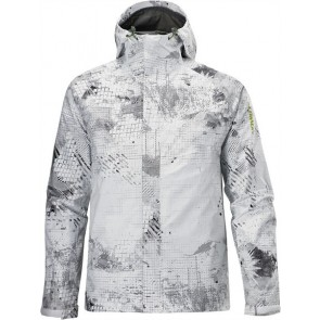 Salomon Tracks Outdoor jacket men white