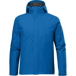 Salomon Tracks Outdoor jacket men blue