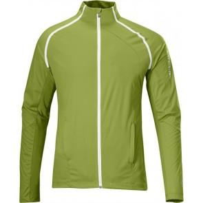 Salomon XT Softshell jacket green/bean Women