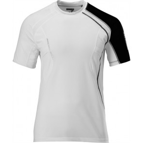 Salomon Trail Runner II Tech Tee white M